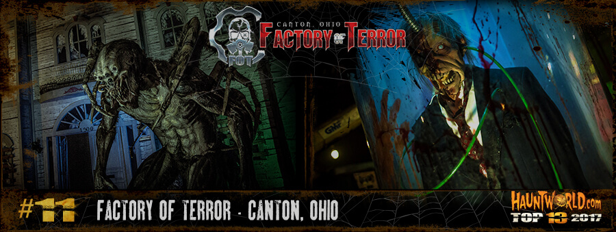 Factory of Terror - Canton, Ohio