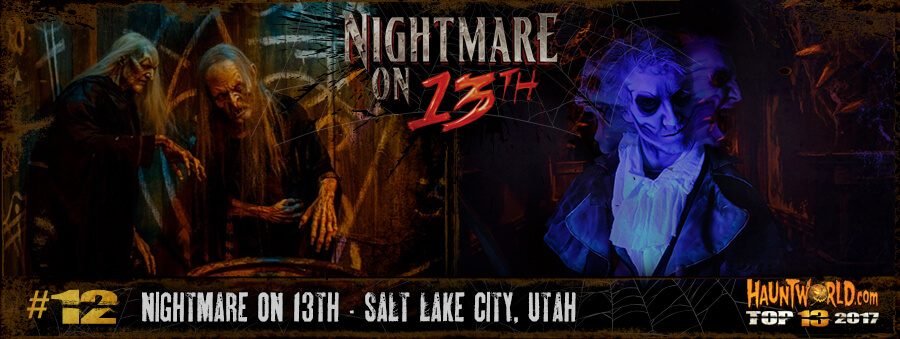 Nightmare on 13th - Salt Lake City, Utah