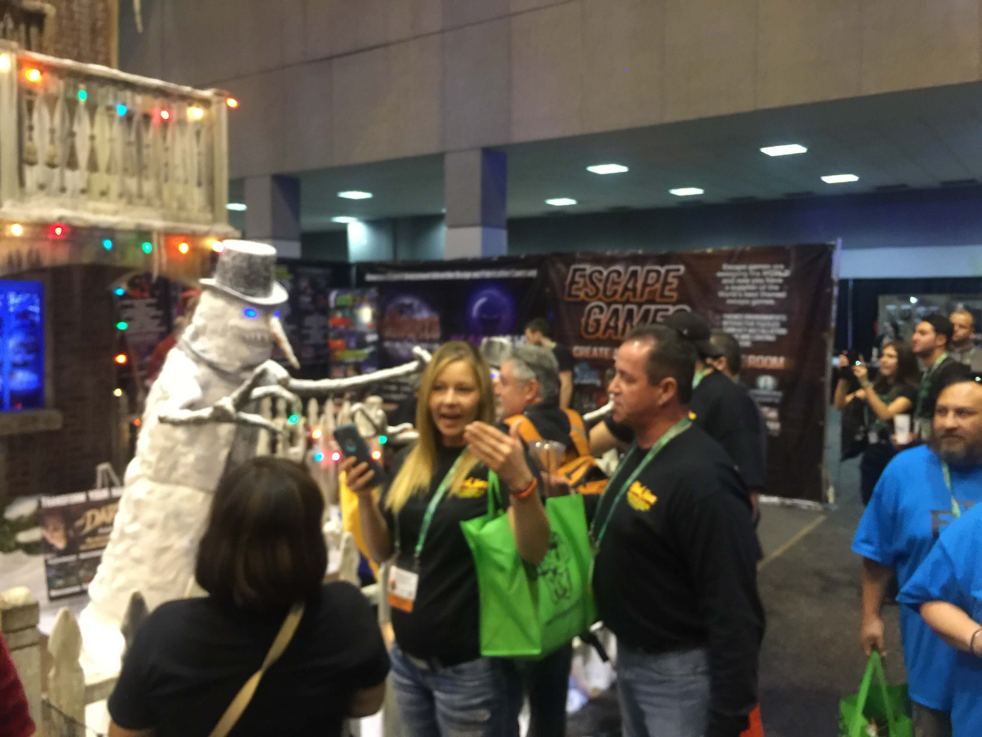 Halloween and Haunted House Tradeshow