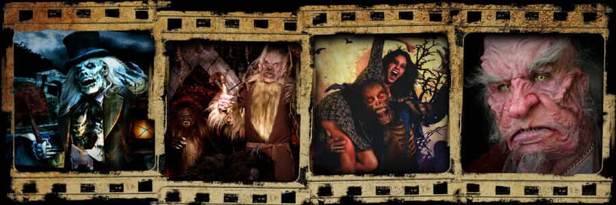 modern Haunted Attractions