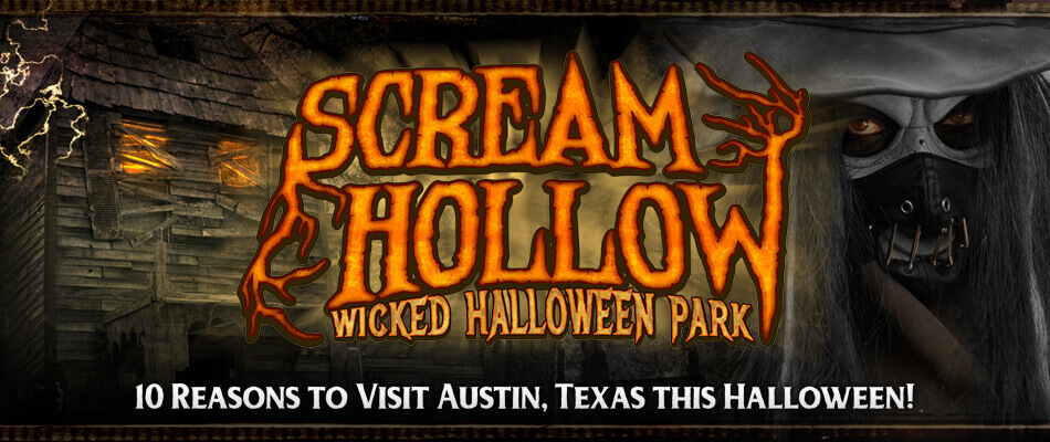 Scream Hollow Wicked Halloween Park