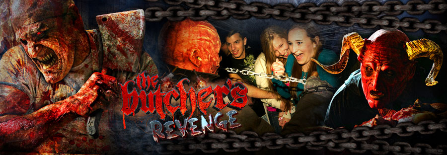 Haunted House - Pure Terror Screampark