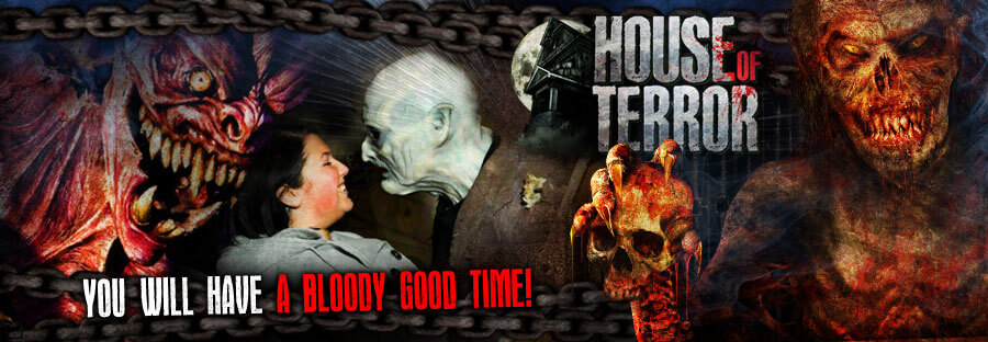 Orange County Haunted House