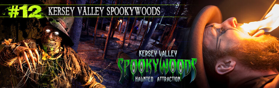 Kersey Valley Spookywoods Haunted Attractions