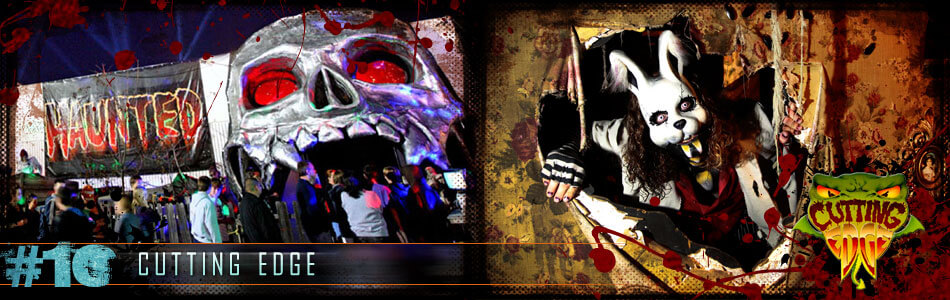 Cutting Edge Haunted House - Fort Worth, Texas