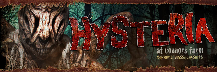 Salem, Massachusetts - Hysteria Screampark At Connors farm