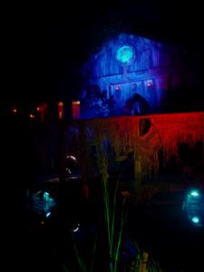 BEST HAUNTED HOUSES