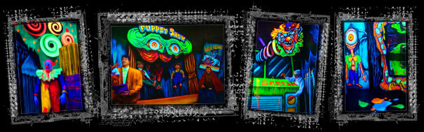Terror Visions 3D Haunted House