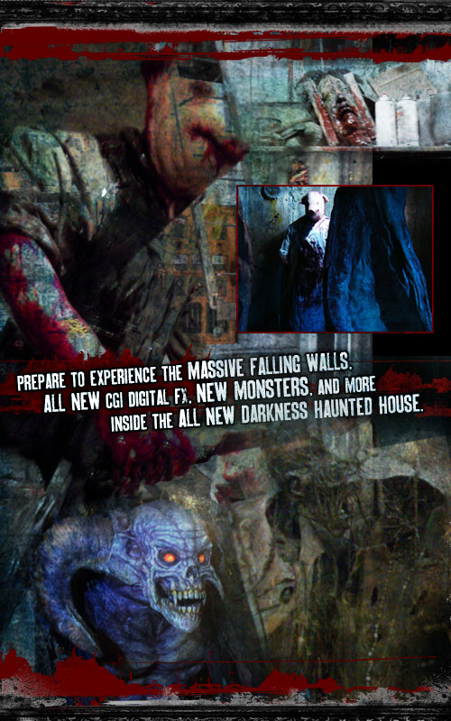 BEST 3D haunted attraction
