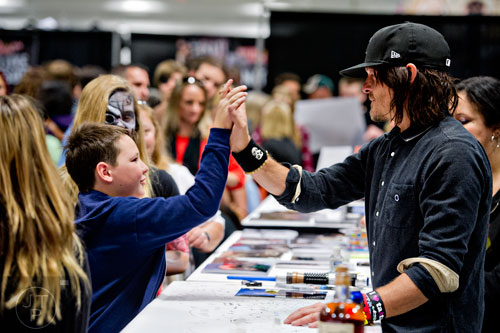 Event profile illinois walker stalker con chicago suggest this page