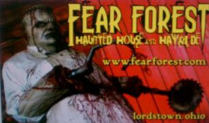 Fear Forest Logo