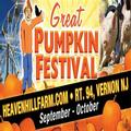 Heaven Hill Farm's Pumpkinland Festival
