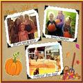 Tupelo Buffalo Park and Zoo Pumpkin Patch