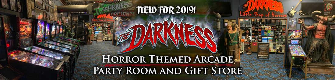 Horror Escape Room - The Darkness Haunted House 2017