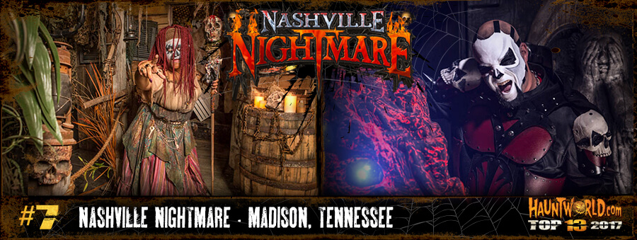Nashville Nightmare - Madison, Tennessee