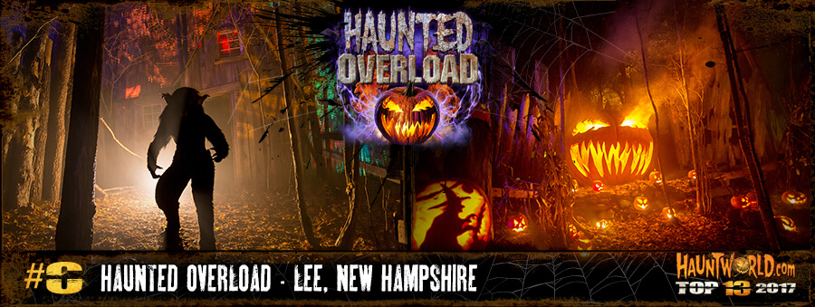 Haunted Overload - Lee, New Hampshire