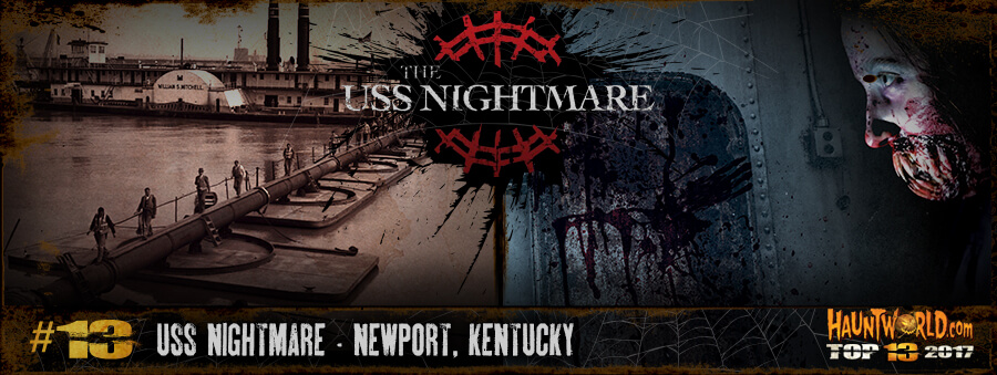 USS Nightmare - Newport, Kentucky