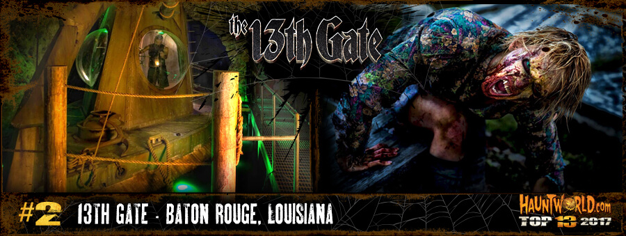 The 13th Gate - Baton Rouge Louisiana