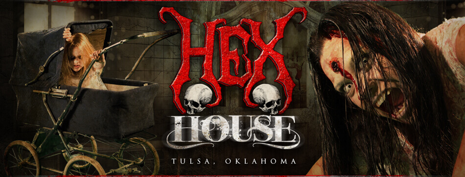 Oklahoma Haunted Houses