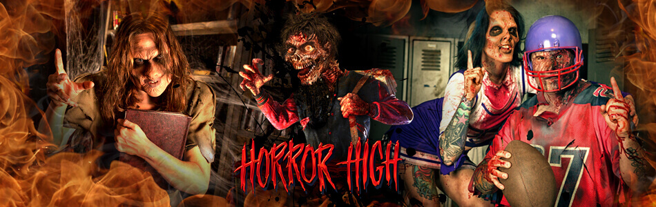 Tennessee Horror High