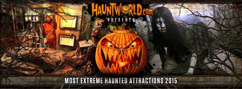 extreme haunted attractions