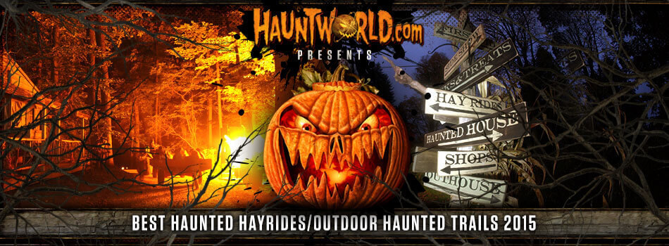 Best Haunted Hayrides