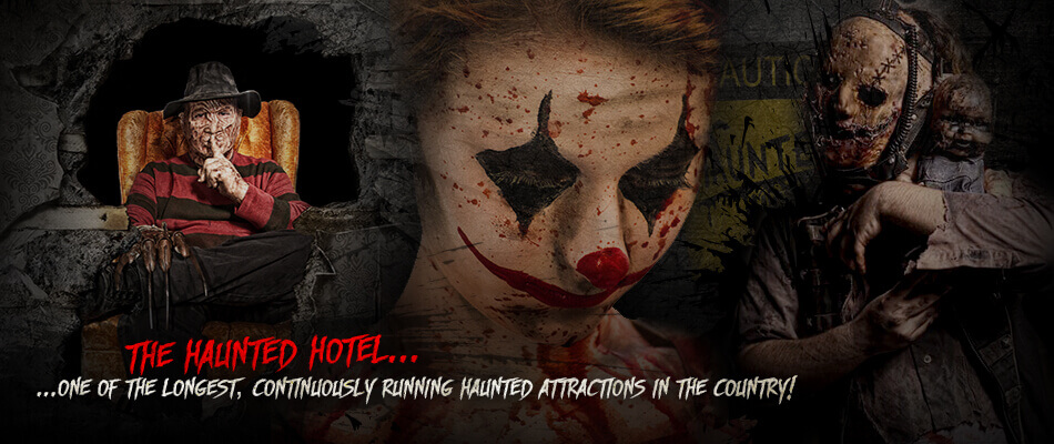 Texas Haunted Houses
