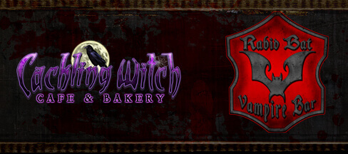 Cackling Witch Caf and Bakery