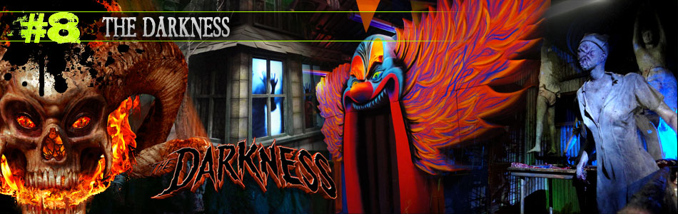 The Darkness Haunted House in St. Louis, MO