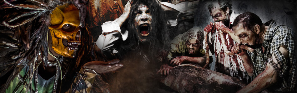 Dallas Texas Haunted Houses