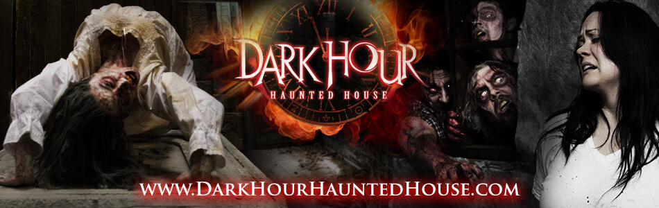 Dark Hour Haunted House