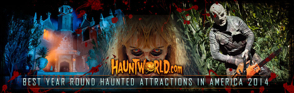 haunted attraction