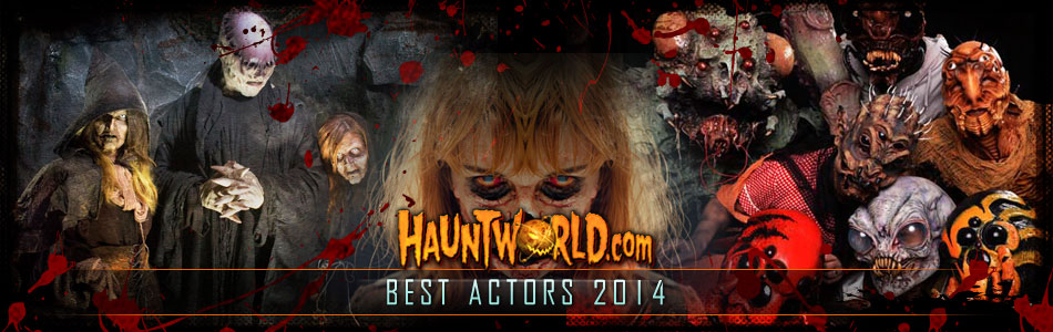 haunted houses best actors