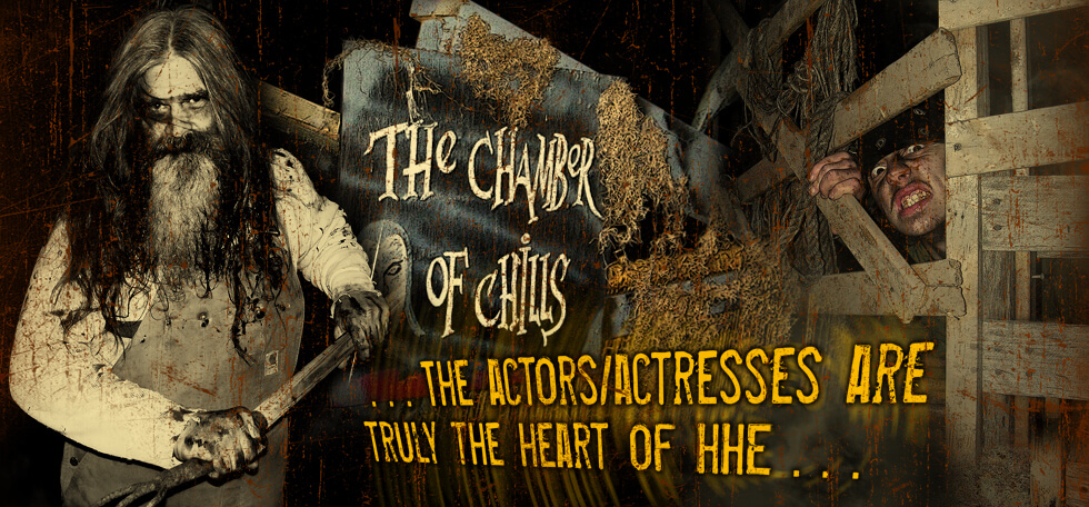 the Chamber of Chills