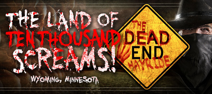 Minnesota - The Dead End Hayride