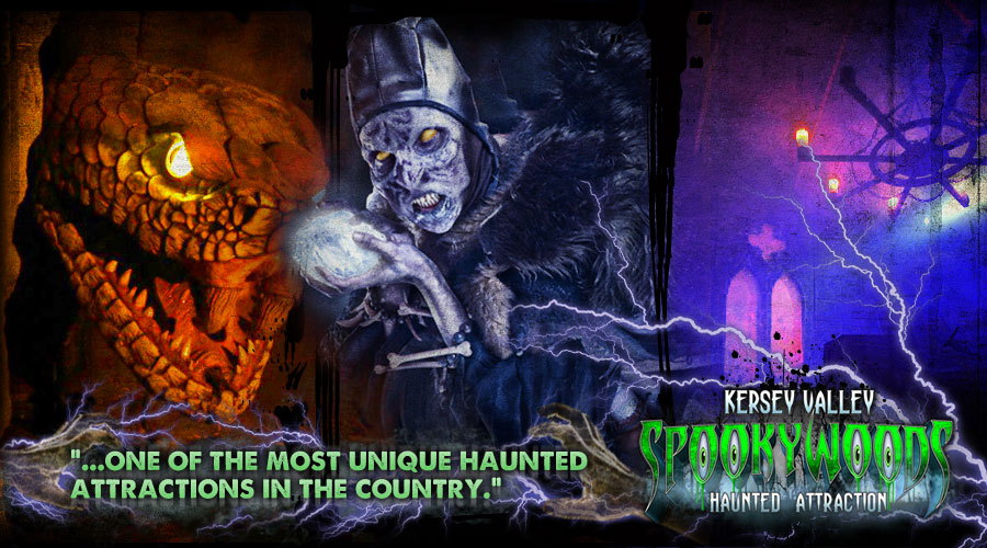 North Carolina Haunted Houses