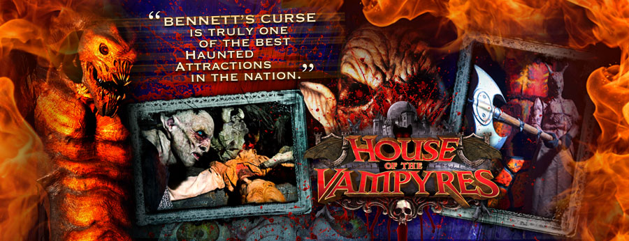 Baltimore Maryland Haunted House