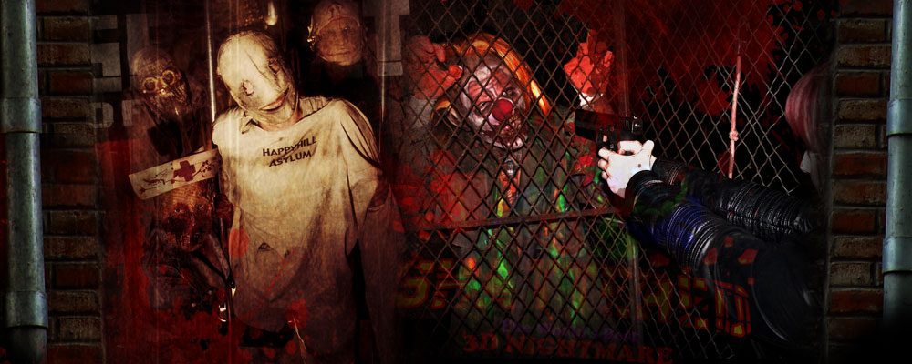 Chicago Haunted Houses