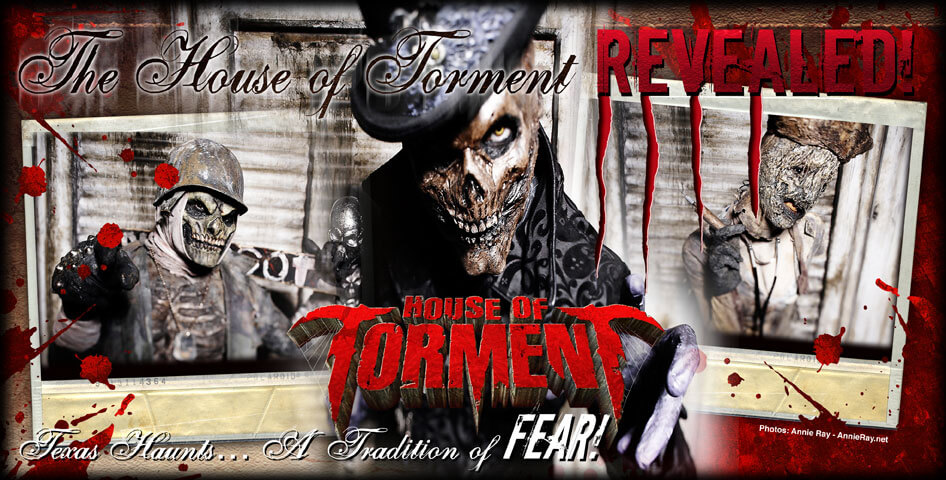 The House Of Torment Revealed!