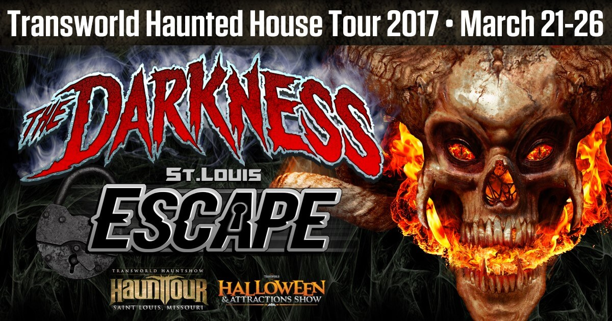 The Darkness Haunted House St Louis Missouri
