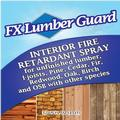FX Lumber Guard interior fire retardant
