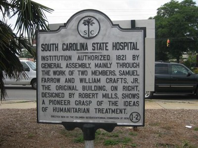 Find Haunted Hospitals In Columbia South Carolina South