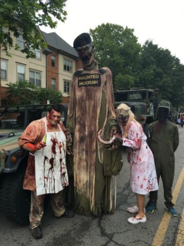 Haunted Hoorah Multi Haunt Halloween Attraction