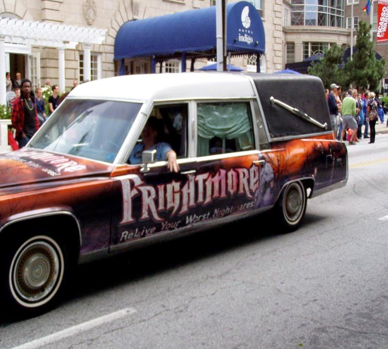 Frightmore Haunted Attraction