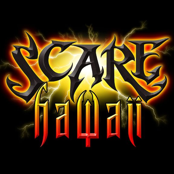 Scare Hawaii  Logo