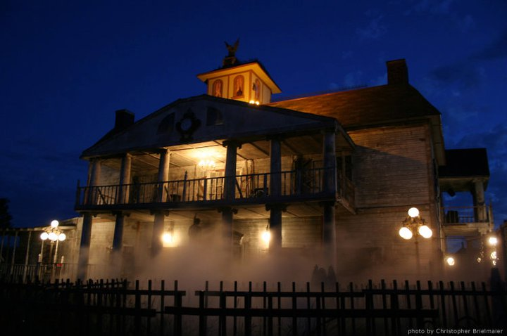 Halloween haunted houses in abilene texas