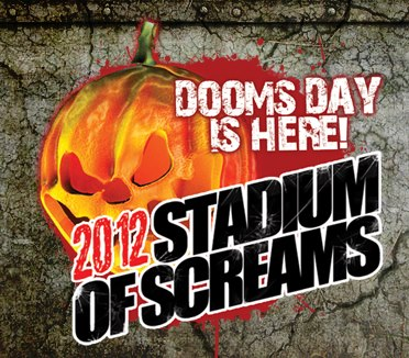 Stadium of Screams Logo
