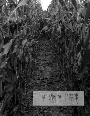 Haunted House in Kingston, New York The Barn of Terror ...