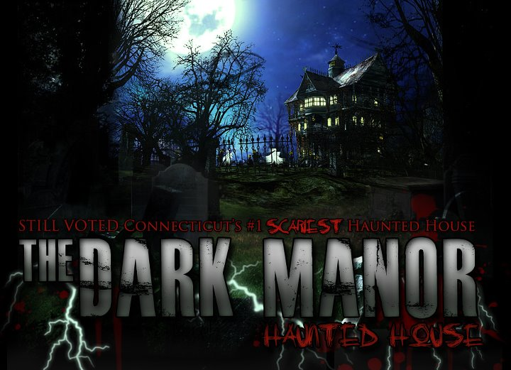 Dark Manor Haunted House