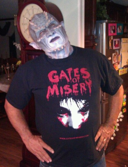 Gates Of Misery Haunted House